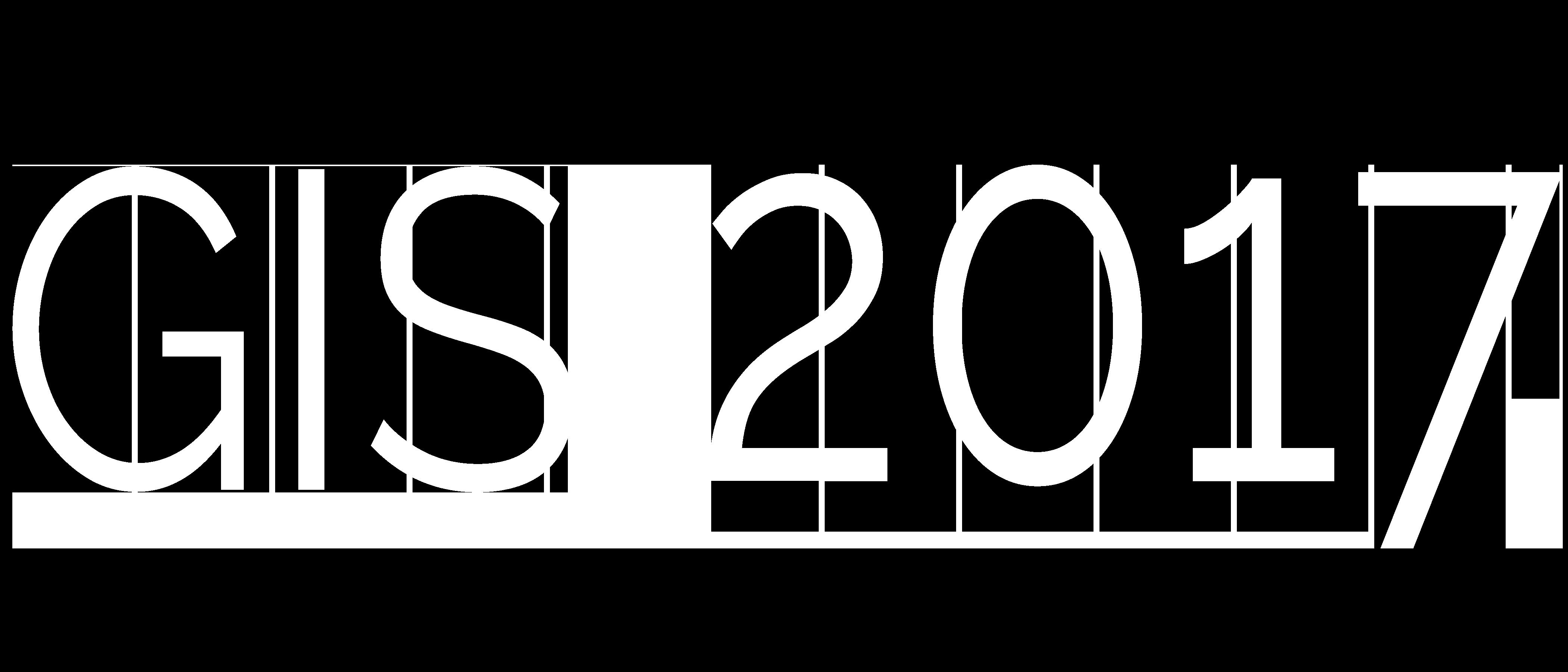GIS2017